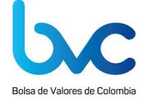 Bolsa de Valores de Colombia BVC