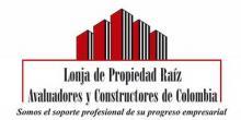 Lonja de propiedad Raíz Avaluadores de Colombia