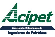 Acipet (Asociación Colombiana de Ingenieros de Petróleos)