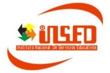 Insed - Instituto Nacional de Servicios Educativos