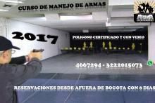 CURSO DE MANEJO DE ARMAS