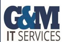 G&M IT SERVICES,LLC