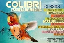 Escuela de Música Colibri