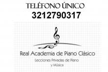 Academia de Piano Clásico de Bogotá