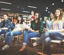 estudiantes maestría universidad