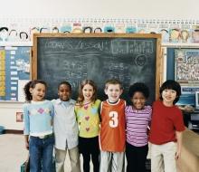 niños educación primaria