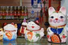 Alcancías y Gatos de la Fortuna