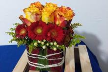 Diseño Floral Angélica, Fanny, Paola