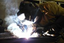Proceso FCAW( Flux cored arc welding)