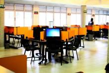 Biblioteca. San Benito.
