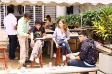 Estudiantes_Diseño_Industrial. Clase complementaria: Cerámica