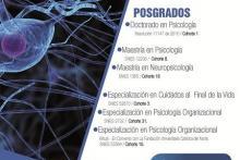 Posgrados Psicología.