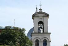 Iglesia San Benito. Medellín.