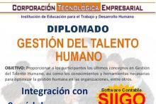 DIPLOMADO EN GESTION DE TALENTO HUMANO