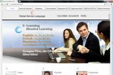 Somos una institución que promueve y enseña idiomas en la Web