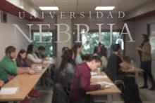 Universidad Nebrija - Maestrías online con titulación oficial en Europa