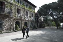 Universidad Nebrija - Campus de Berzosa en Madrid