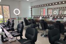 area de practica de maquillaje