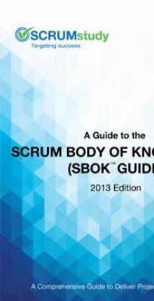 Scrum Master Certification SMC - Metodología Agil de Proyectos