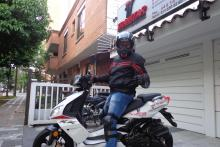 Curso de moto