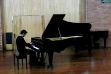 Recital de Piano Conservatorio de Música de la Universidad Nacional de Colombia