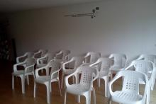 Nuestros talleres se desarrollan en nuestars oficinas