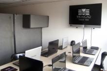 Sala de capacitación alterna - 6 puestos de capacidad